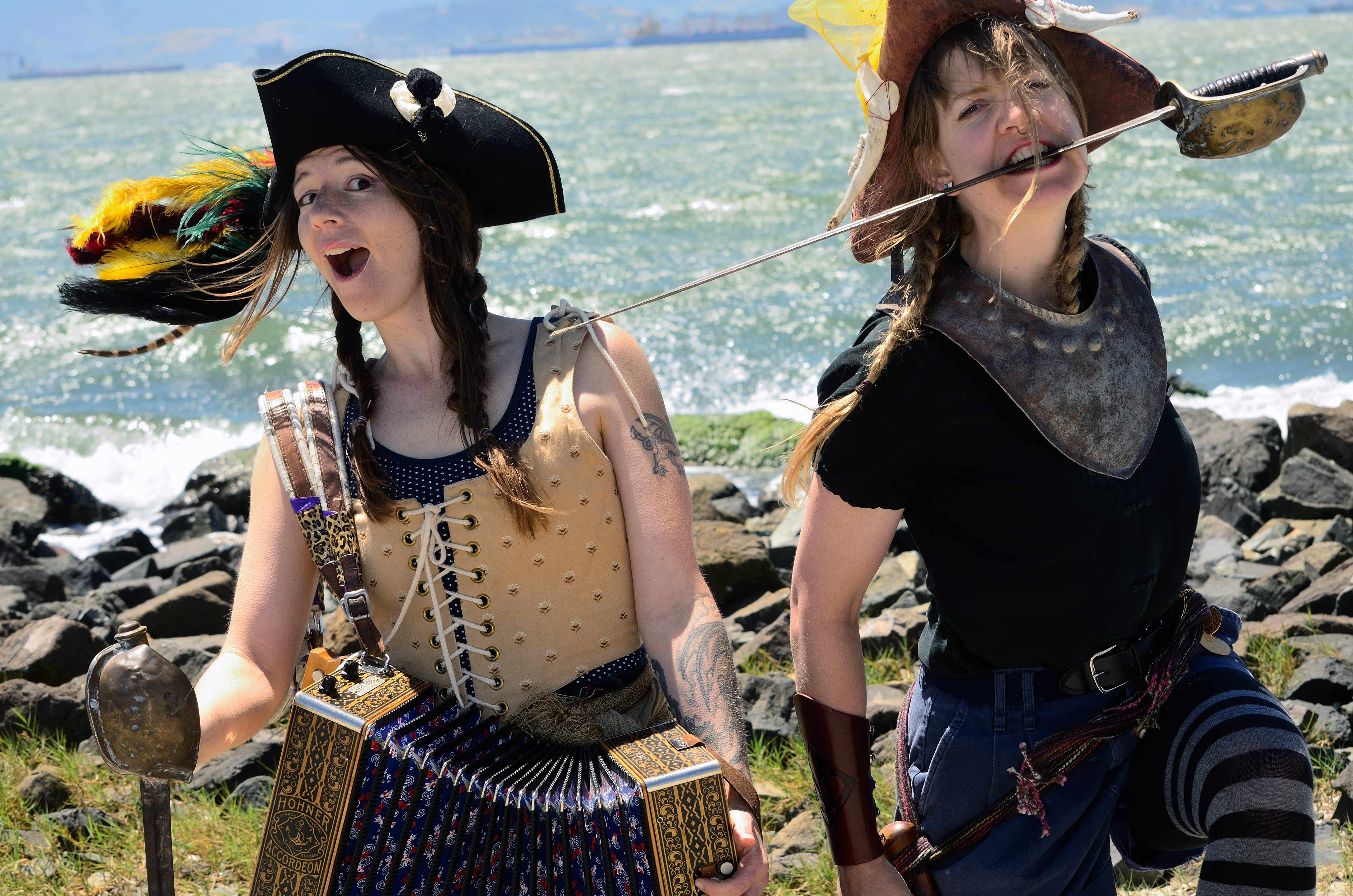 Penny Opry Pirate