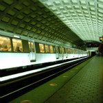 Washington DC Metro Rail