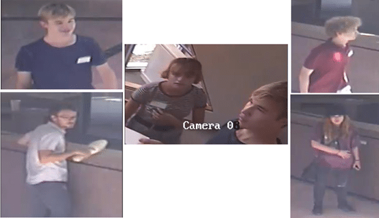 Police search for teens who caused over $4,500 in damage to Peachtree Corners building
