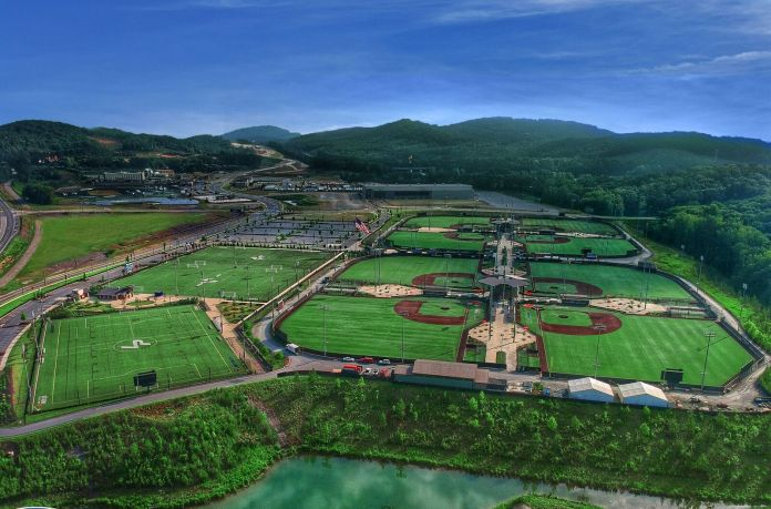 A new partnership will turn LakePoint Sports into a 'smart' campus