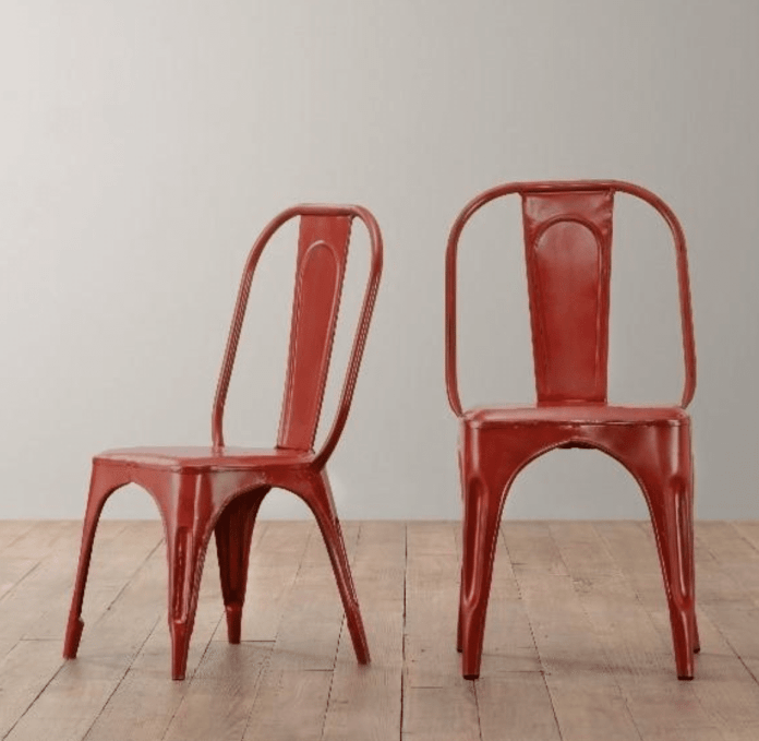 Recall Alert: RH vintage play chairs and stools recalled due to violation of lead paint ban
