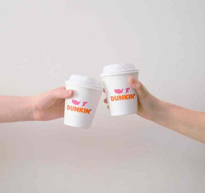 New 2,300 square foot Dunkin' restaurant opens in Woodstock