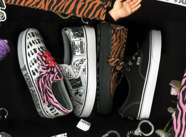 f986b2c5c8fd76 thumbnail image001. thumbnail image001. Vans collaborates with acclaimed  London fashion designer
