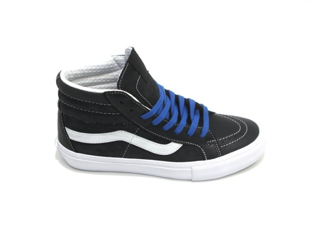 "d29b4a7181 STYLE  SK8-HI REISSUE NYC ""S"" INDEX    029.173. MATERIAL  LEATHER   NUBUCK  COLOR  (ANDY KESSLER) BLACK DELIVERY  10 03 15. MTL    VN-Ø18LGPJ"