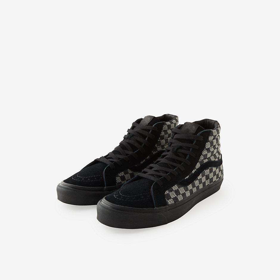 WTAPS x Vans 15AW OG EraOld Skool LX White Skateboard Shoes