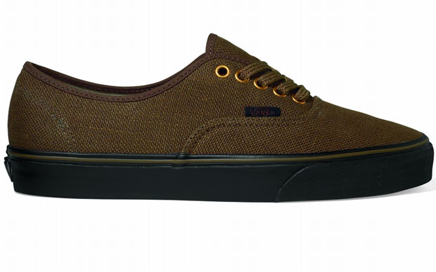 28784d8548 Vans 2010 Fall Authentic Hemp Pack available now!