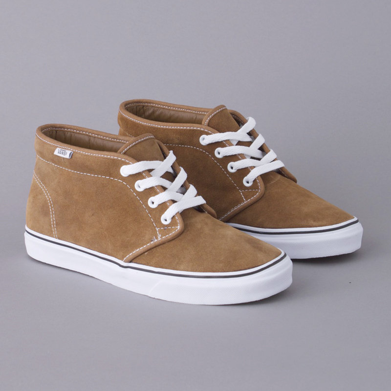 5100a6a8ca Vans Fall 2010 Chukka Boot  Suede Pack