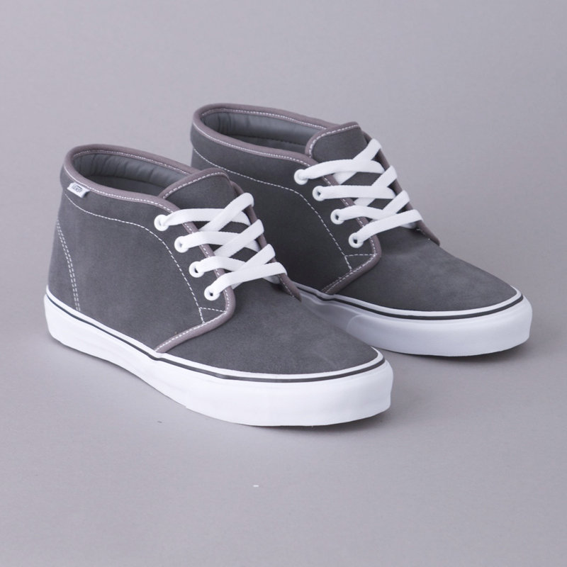 Vans Fall 2010 Chukka Boot  Suede Pack  1cad406d3