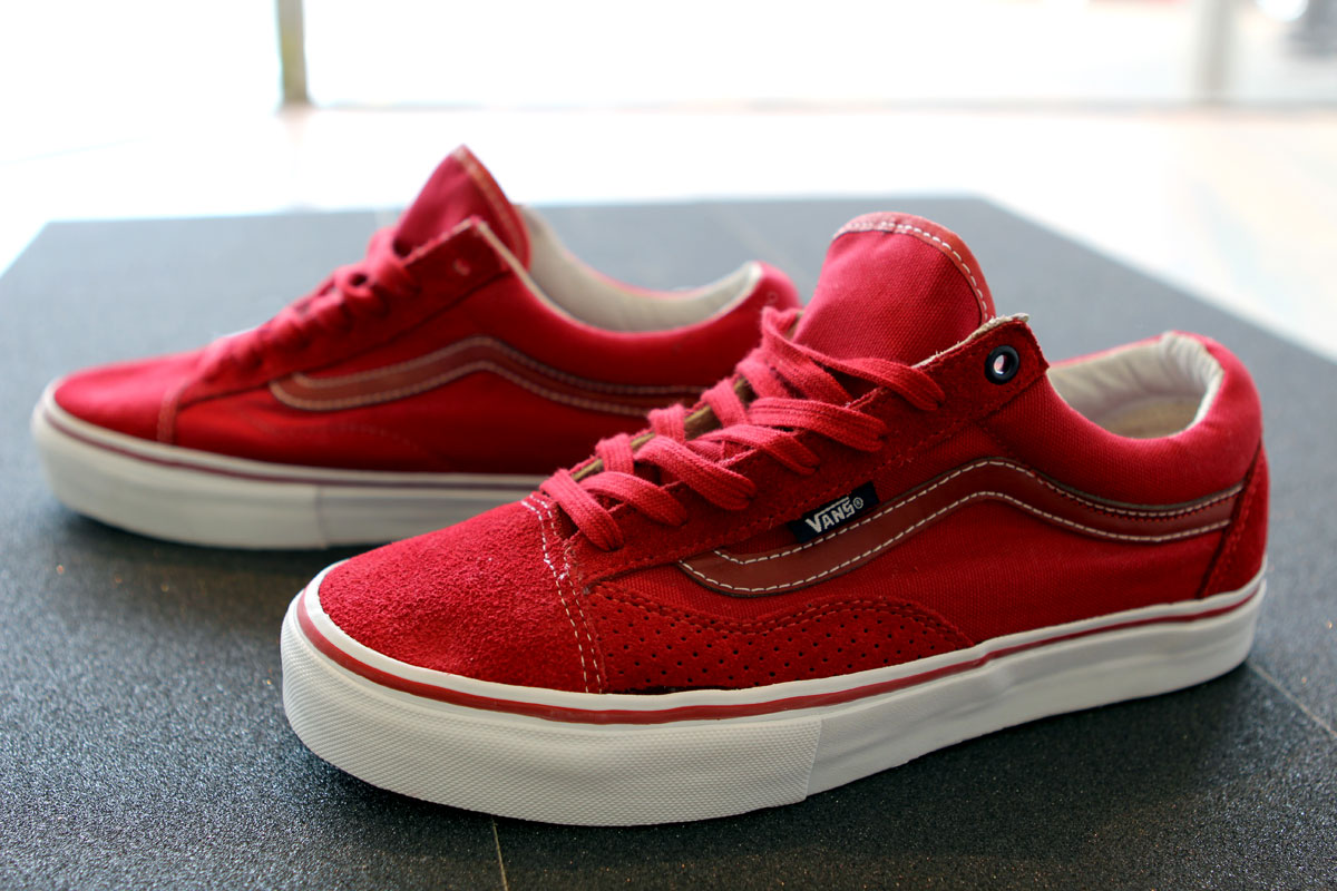 """a6b6f07b5f Vans Syndicate x Rodney Smith – Old Skool O.G. """"S"""" (available now!   silostore)"""