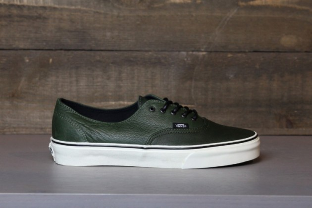 "Vans California – Authentic Decon CA ""Nature Leather"" (Fall 2012) 12437034b"