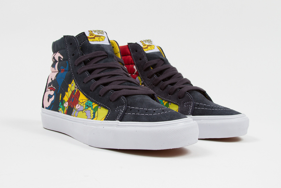 c4e830ae35 Vans x The Beatles – Yellow Submarine Collection (March 2013)