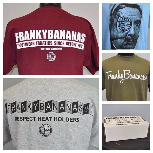via IG! @frankybananas has some dope tees that he just produced.  Go cop from www.frankybananas.com #frankybananas #sincebeforeyou #underthepalms #supportthosewhosupportyou