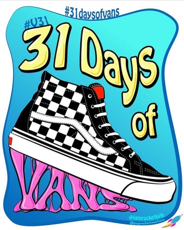 d5a729befe54d 31 Days Of Vans 2019 Is Officially Here! #31daysofvans