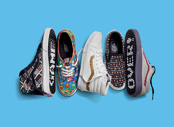 collezione vans toy story