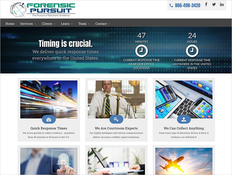 website design samples graphic