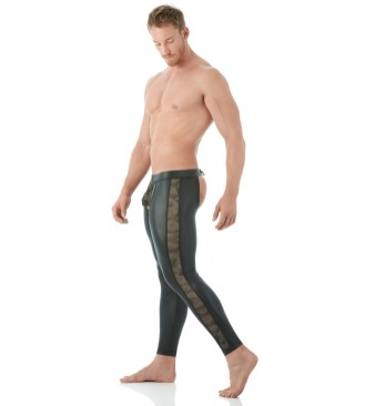 Gregg Homme Camo Chaps Side