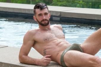 Garcon model swimwear 20