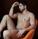Garcon model underwear + Cristian by karim Konrad 101