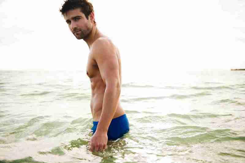 Cover male Swimwear