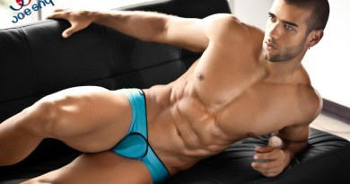 Men's hot underwear