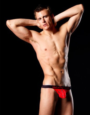 Sheer and hot - this Mens Sexy Underwear is a lot more