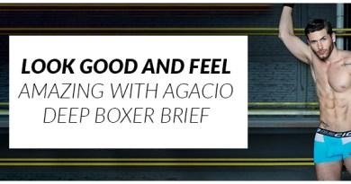 Look good and feel amazing with Agacio Deep Boxer Brief