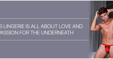 Mens Lingerie is all about love and passion for the underneath