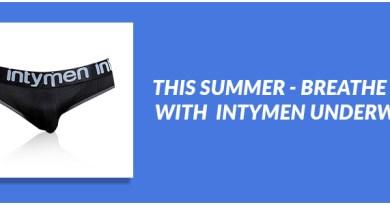 This summer - Breathe free with Intymen Underwear