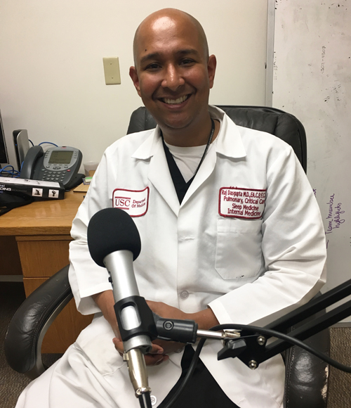 Ep 064 – Sleep Medicine with Dr  Raj Dasgupta