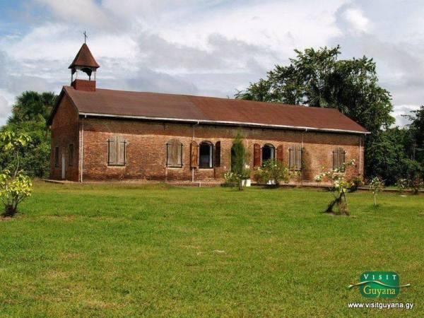 Fort Island Guyana