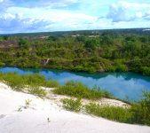 Linden blue lakes