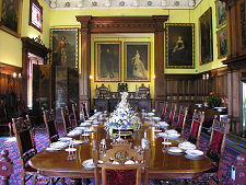 Glamis Castle Feature Page on Undiscovered Scotland