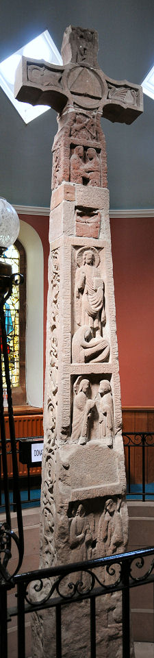 Oblique View of the Cross