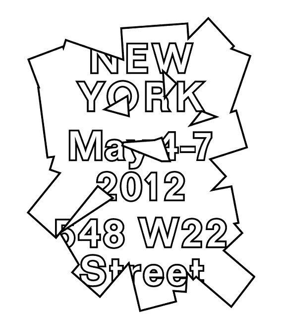 NADA Nyc Center 548 New York