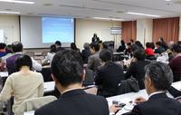 ケニアワークショップの様子 (C)UNDP Tokyo