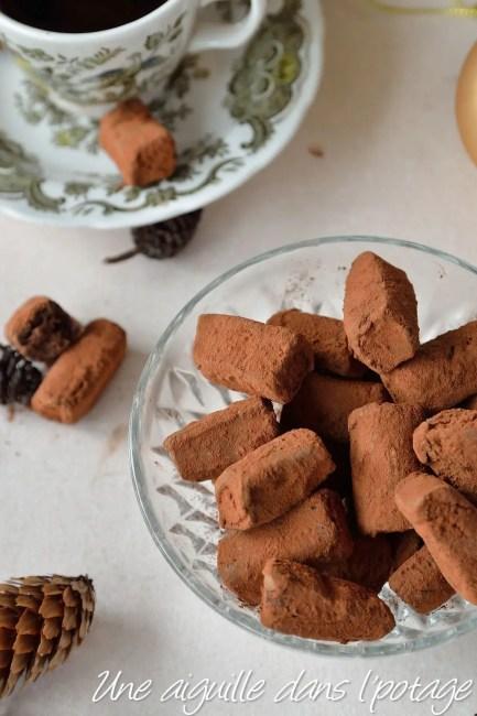 truffe chocolat café felder cadeau gourmand