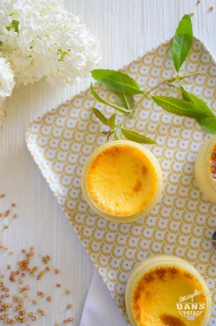 buckweat verbana egg cream