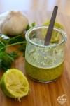 vinaigrette acidulée coriandre citron vert