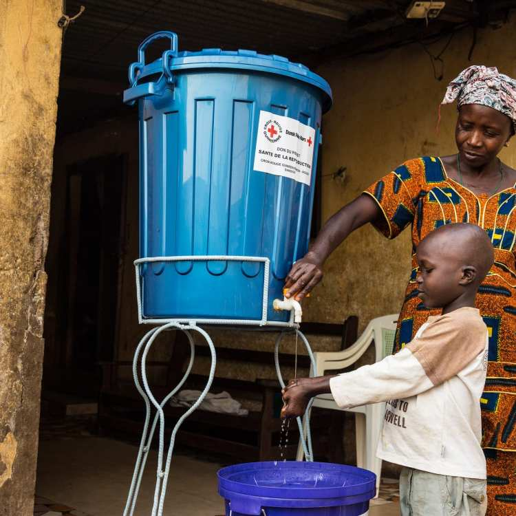 A Woman on the Front Lines of Sierra Leone's Ebola Outbreak