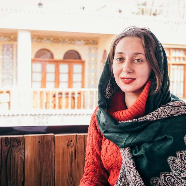 The Female Tour Guide Challenging Misconceptions of Iran