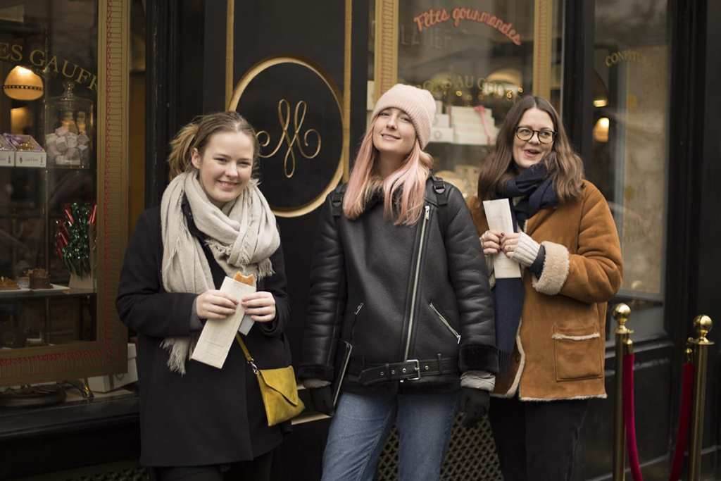 The Sugar and Spice Walking Tour © | Heidi Evans