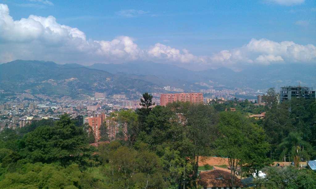 A snapshot of Medellin, Colombia © | Julianza/Pixabay