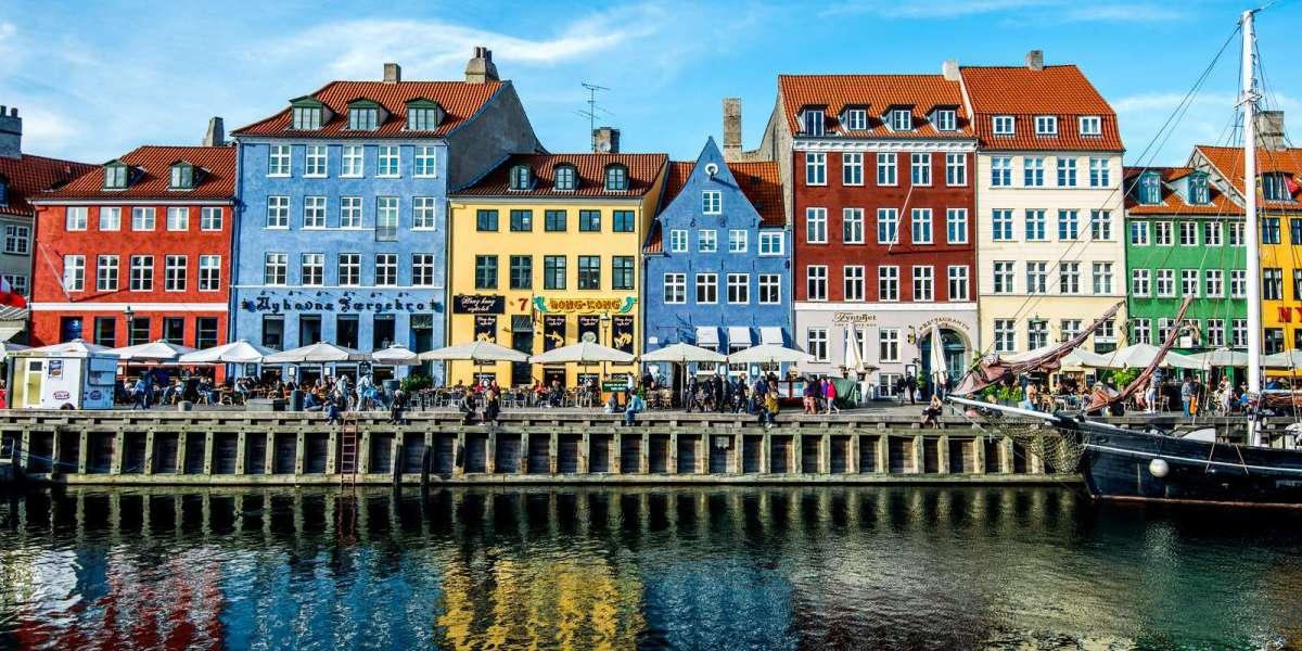 Nyhavn © | Jacob Schjørring & Simon Lau /Copenhagen Media Center