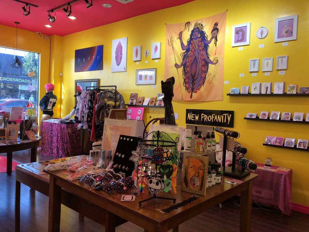 This woman-owned feminist store in Los Angeles has everything | © Courtesy of New Profanity