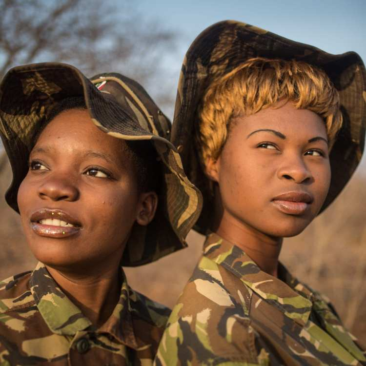 Meet the Fearless Women Saving South Africa's Rhino
