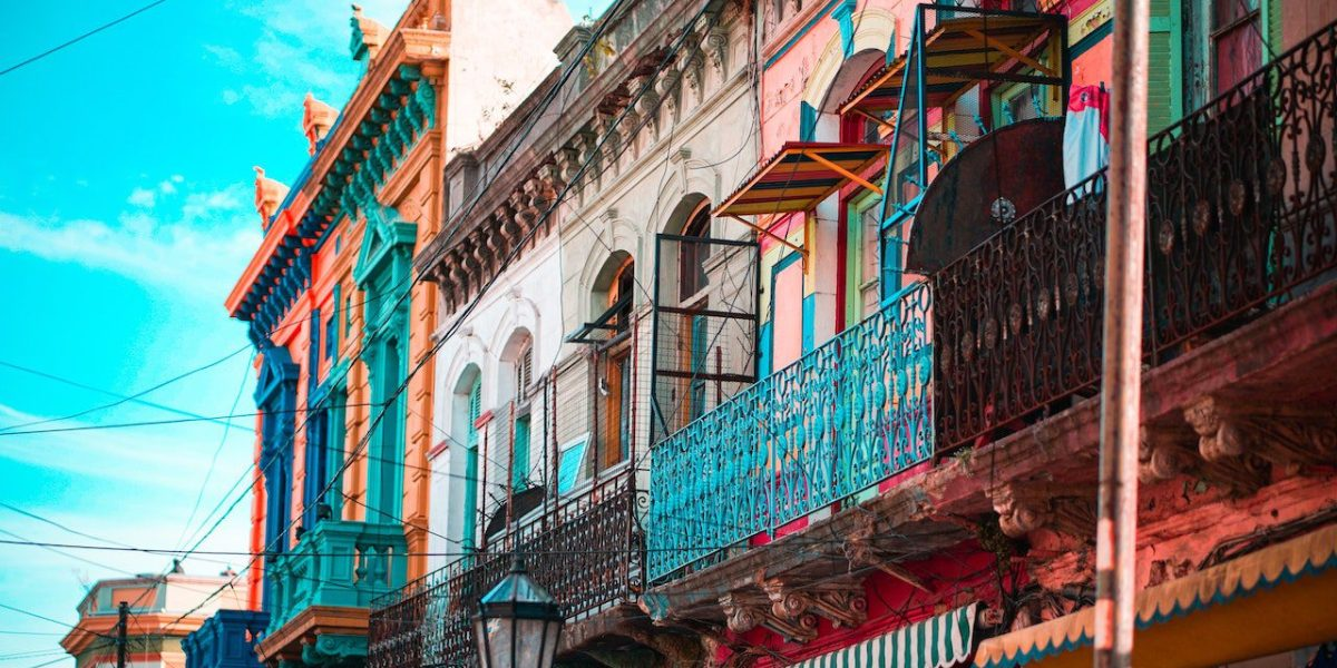 The colorful streets of Buenos Aires, Argentina © | Barbara Zandoval/Unsplash