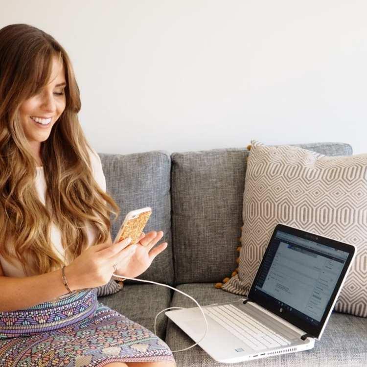 Travel Blogger, Amelia Goodhead, Launches a New Wellness Platform
