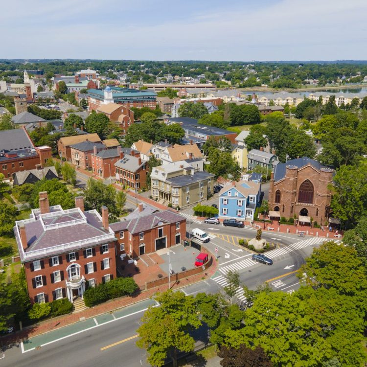 A Feminist City Guide to Salem