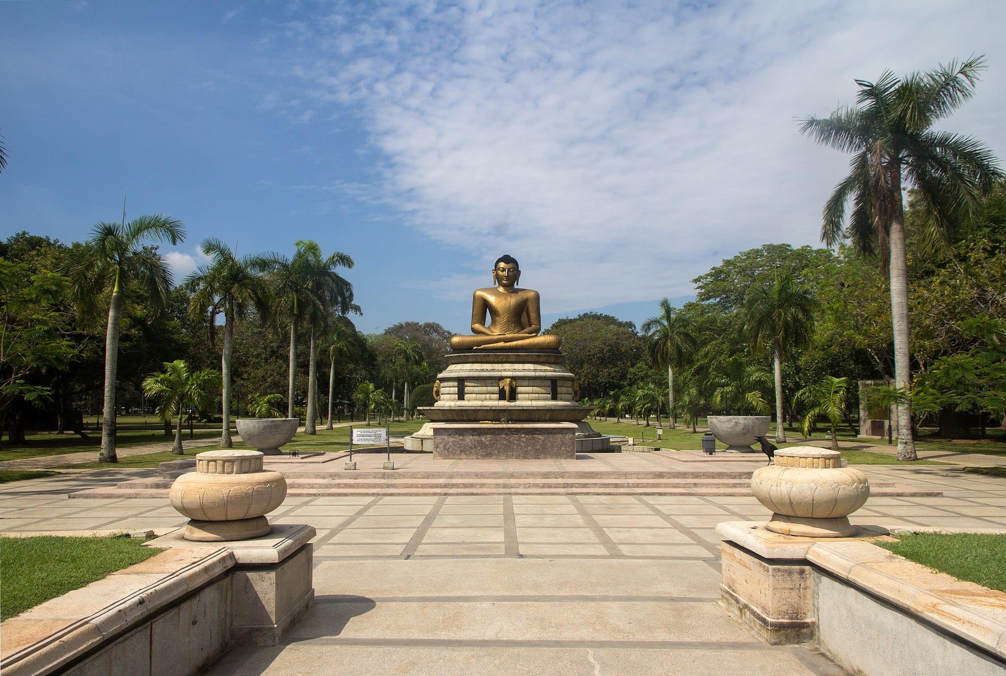 Viharamahadevi Park, Colombo | © Alexey Komarov/Wikipedia