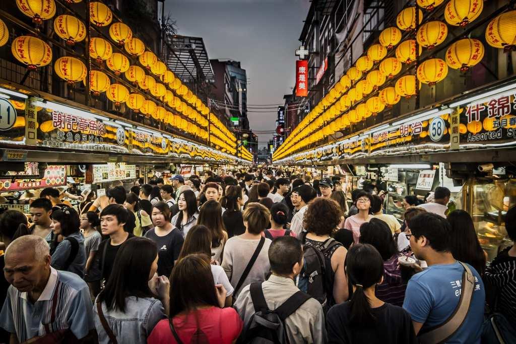 Taiwan Night Market | © Pixabay